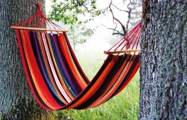 Sommarinspiration för hängmattan